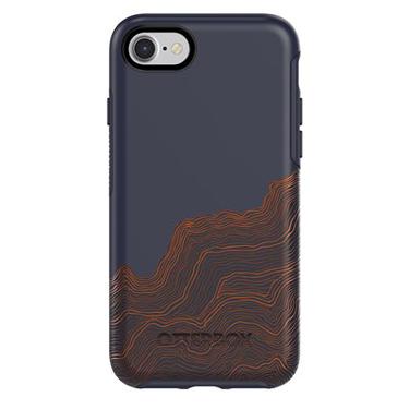 OtterBox iPhone 7+/8+ Symmetry Blue Good Vibrations