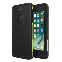 Lifeproof iPhone 7+/8+ Fre Black/Lime Night Life