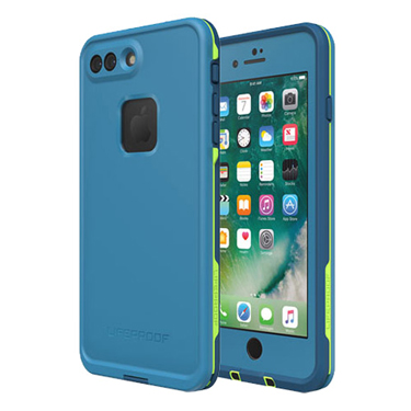 Lifeproof iPhone 7+/8+ Fre Blue/Lime Banzai Blue
