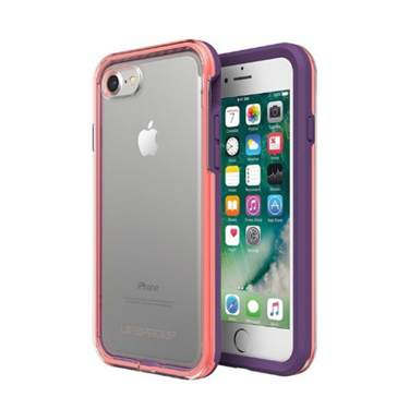 Lifeproof iPhone 7/8 Slam Pink/Purple Free Flow