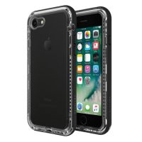 Lifeproof iPhone 7/8 Next Clear/Black Black Crystal