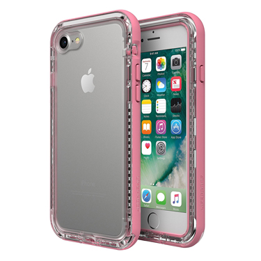 Lifeproof iPhone 7/8 Next Clear/Pink Cactus Rose