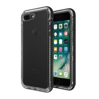 Lifeproof iPhone 7+/8+ Next Clear/Black Black Crystal
