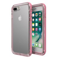 Lifeproof iPhone 7+/8+ Next Clear/Pink (Cactus Rose)