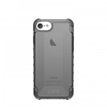 UAG iPhone 6S/7/8 Ash Plyo Grey/Clear