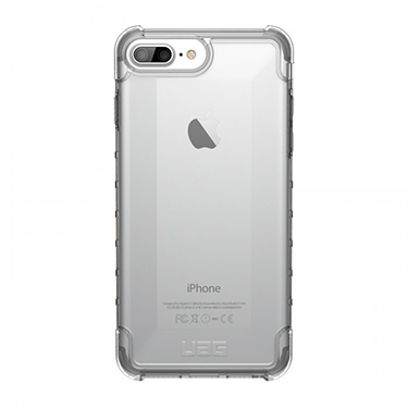 UAG iPhone 6S+/7+/8+ Ice Plyo Clear