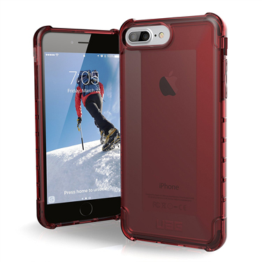 UAG iPhone 6S+/7+/8+ Plyo Red/Black Crimson