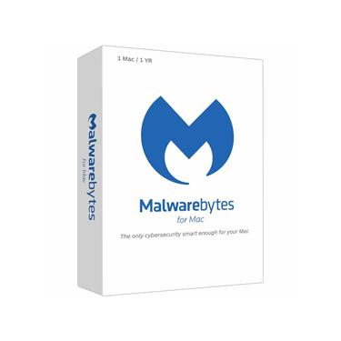 Malwarebytes Premium Mac 1-User 1-Year