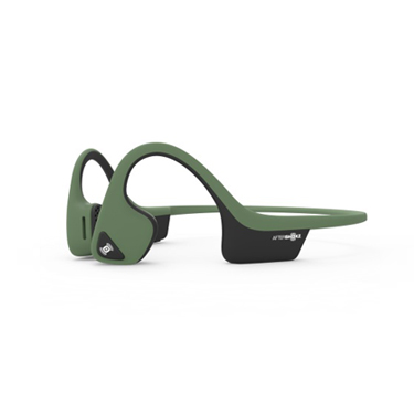 Aftershokz Trekz Air Bluetooth 4.2 Headphone Forest Green