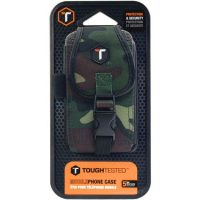 Tough Tested Universal Case Rugged Camo 3x5.5in