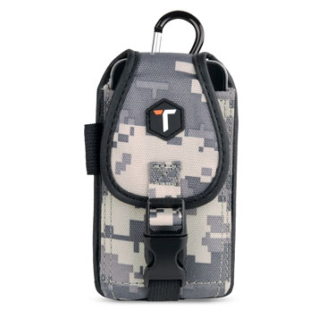 Tough Tested Universal Case Rugged Digital Camo 3x5.5in