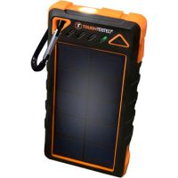 Tough Tested 8000mAh Powerbank Solar Water Resistant IP54