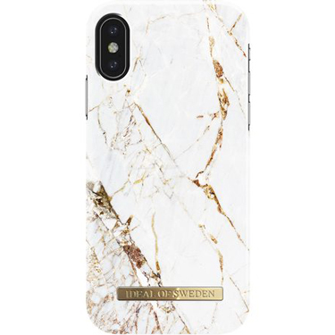 Ideal of Sweden iPhone X Carrara Gold