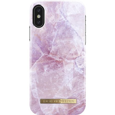 Ideal of Sweden iPhone X Pilion Pink Marble