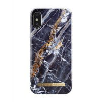 Ideal of Sweden iPhone X Midnight Blue Marble