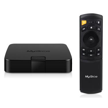 MyGica ATV 495X HDR 5X GPU Android TV Box w/KR-54 Remote