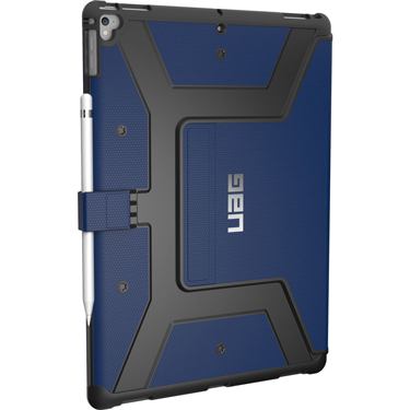 UAG iPad Pro 12.9in 2017 Aluminum Kickstand Blue/Black