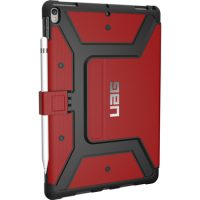 UAG iPad Pro 12.9in 2017 Aluminum Kickstand Red/Black