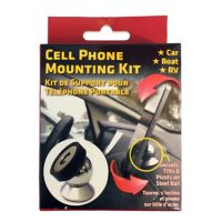 LPC Smartphone Mounting Kit Magnet on Steel Ball