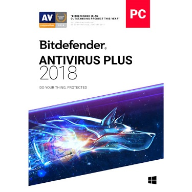 Bitdefender Internet Security 2018 1-User 1Yr BIL