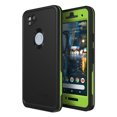 Lifeproof Google Pixel 2 Fre Black/Lime Night Lite