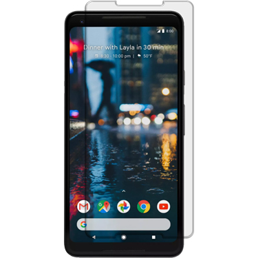 Nitro Google Pixel 2 Tempered Glass Clear