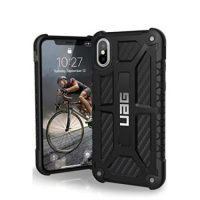 UAG iPhone X Monarch Black (AST)