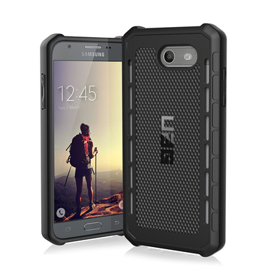UAG Samsung Galaxy J3 Prime/ Pop 2017 Outback Black