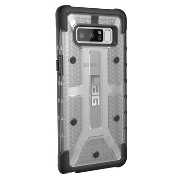 UAG Samsung Galaxy Note 8 Plasma Ice/Black
