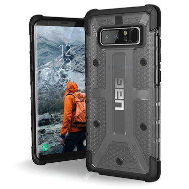 UAG Samsung Galaxy Note 8 Plasma Ash/Black
