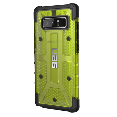 UAG Samsung Galaxy Note 8 Plasma Citron/Black