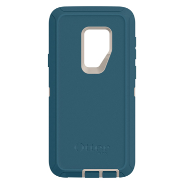 OtterBox Galaxy S9 Defender Beige/Blue Big Sur