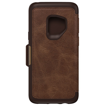 OtterBox Galaxy S9 Strada Folio Leather Brown/Brown