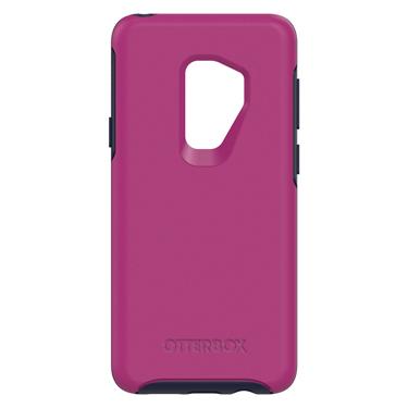 OtterBox Galaxy S9+ Symmetry Purple/Blue Mix Berry Jam