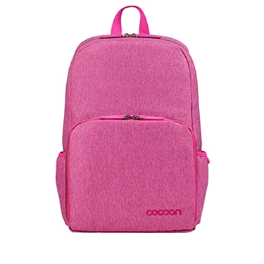 Cocoon Recess 15in Macbook + iPad Backpack Pink