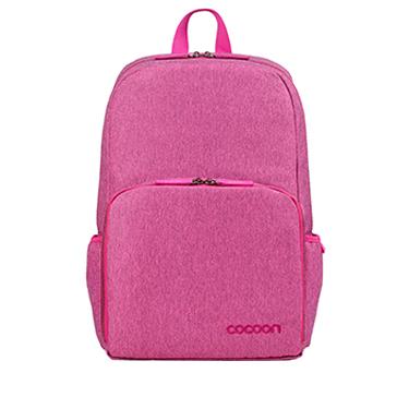 Cocoon Recess 15in Macbook + iPad Backpack Pink