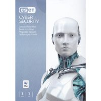 Eset Cyber Security for Mac 1-User 1Yr BIL
