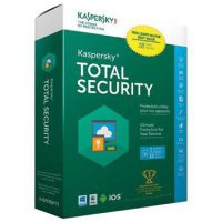 Kaspersky Total Security 2018 3-User 18 Months