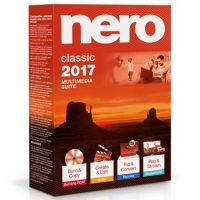 Nero 2017 Classic Multimedia Suite BIL