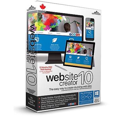 Summitsoft Website Creator 10