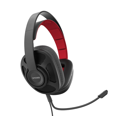 Koss Headset GMR-540-ISO Black Over Ear w/2 Cables