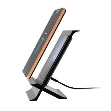 Digipower Wireless Charger Stand 10W w/Micro USB Cable