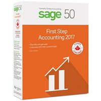 Sage 50 First Step 2017 Accounting