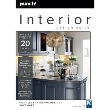 Punch! Interior Design Suite Version 18