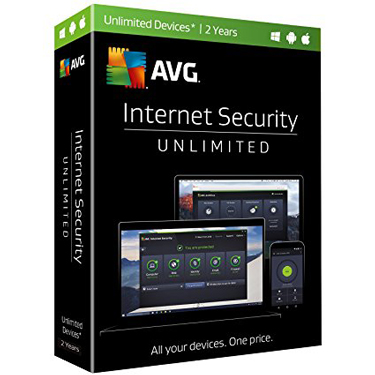 AVG Internet Security Unlimited Device 2Yr BIL