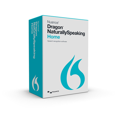 Dragon Naturally Speaking 13 Home w/microphone