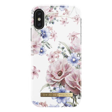 Ideal of Sweden iPhone X Floral Romance ENG