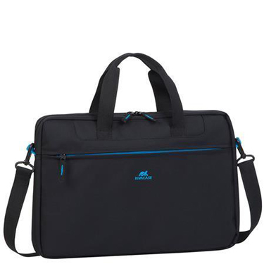 RivaCase Laptop Bag 15.6in Regent II 8037 Black