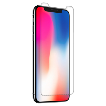 Nitro iPhone X Tempered Glass Anti-Glare