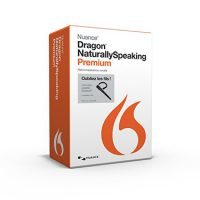 Dragon Naturally Speaking 13 Premium Wireless w/BT Headset